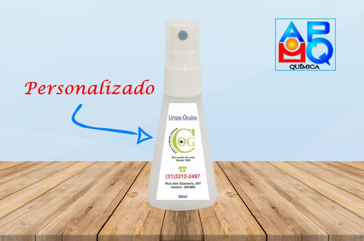 74520e5f8bd7e APIQ Química - Limpa Óculos Com Perfume 30ml -